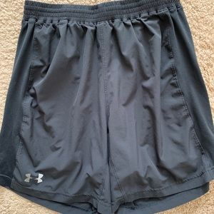 Athletic Shorts with Liner